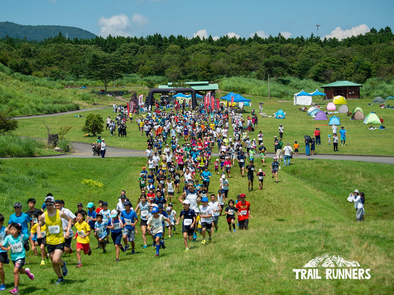 トレイルランナーズカップ静岡2020